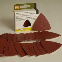 Sanding Pads for OZI 115/E 80 grit pack of 25