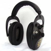 Pro TEKT Plus Gold Electronic Hearing Protection with Standard Headban