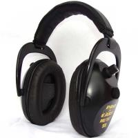 Pro TEKT 300 Electronic Hearing Protection with Standard Headband  Bla