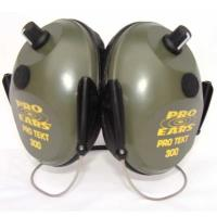 Pro TEKT 300 Electronic Hearing Protection with Behind The Head Headba