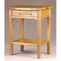 Woodworking Project Paper Plan to Build Aurora Night Stand AFD342