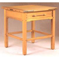 Woodworking Project Paper Plan to Build Aurora End Table AFD343