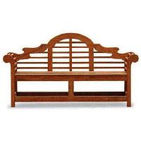 Woodworking Project Paper Plan to Build The Lutyens Garden Bench AFD27