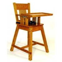 Woodworking Project Paper Plan to Build Noah's Highchair AFD228