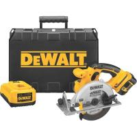 DeWalt 18V XRP Cordless Li-lon Circular Saw Kit Model DCS390L