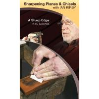 Sharpening Planes and Chisels with Ian Kirby A Sharp Edge in 60 Second