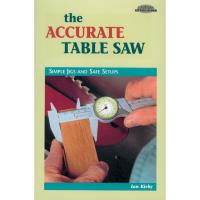 The Accurate Table Saw Simple Jigs and Safe Setups