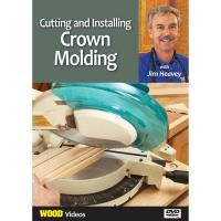 The Best of Jim Heavey on DVD Cutting and Installing Crown Molding