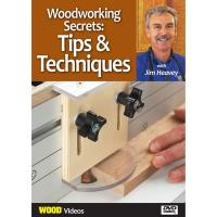 The Best of Jim Heavey on DVD Woodworking Secrets Tips and Techniques