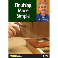 The Best of Jim Heavey on DVD Finishing Made Simple