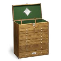 Gerstner GI-540 Solutions Red Oak Chest