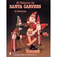 20 Patterns for Santa Carvers