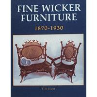 Fine Wicker Furniture 1870-1930