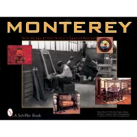 Monterey Furnishings of California's Spanish Revival