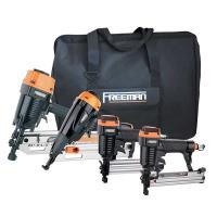 Freeman Framing/Finishing Combo Kit with Canvas Bag 4 pieces Model P4F