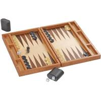 Woodworking Project Paper Plan to Build Boxed-Up Backgammon Board