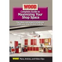 Complete Guide to Maximizing Your Shop Space DVD