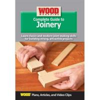 Complete Guide to Joinery DVD