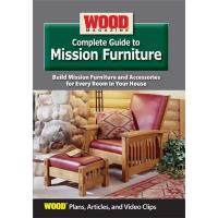 Complete Guide to Mission Furniture DVD