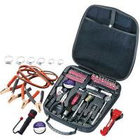 Apollo Tools 64 pc. Automotive Tool Kit Pink Model DT0101P