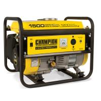 Champion 1200-1500W Generator CARB Certified Model 42436