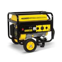 Champion 3500-4000W Generator with Wheel Kit Model 46597