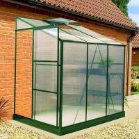 Bio Star 4' x 6' Lean-To Greenhouse