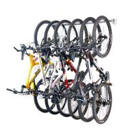 Monkey Bars Six Bike Storage Rack