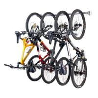 Monkey Bars Four Bike Storage Rack