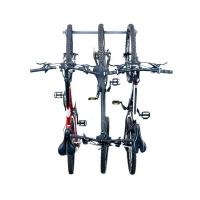 Monkey Bars Three Bike Storage Rack