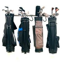 Monkey Bars Golf Bag Rack - Large