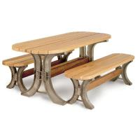 2x4basics Picnic Table Kit