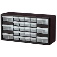 Akro-Mils 26-Drawer Stackable Storage Center Model 10744 Set of Two