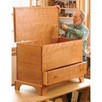 Fine Woodworking Shaker Blanket Chest - Paper Plan