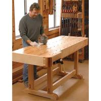 Fine Woodworking Essential Workbench - Paper Plan