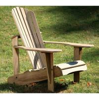 Fine Woodworking Adirondack Chair - Paper Plan