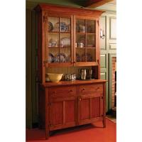 Fine Woodworking Country Hutch - Paper Plan