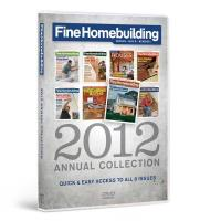 Fine Homebuilding Magazine Issue Archive DVD