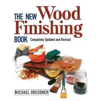 New Woodfinishing Book