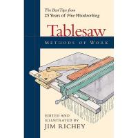 Methods of Work Tablesaw