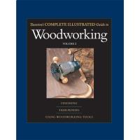 The Complete Illustrated Guide to Woodworking Slip Case Set - Volume 2