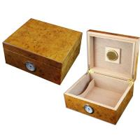 Maple Burl Humidor