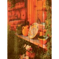Daydream Gizaun Cedar Wall Art French Pottery 16