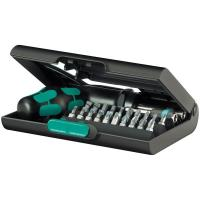 Wera Kraftform Kompakt 90 Imperial Ratcheting Insert Bit Set