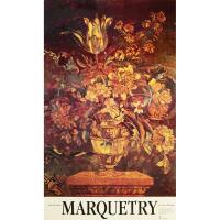 Marquetry Poster