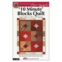 '10 Minute' Blocks Quilt Pattern