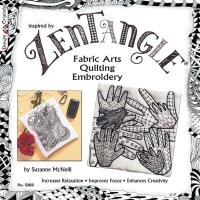 Zentangle Fabric Arts