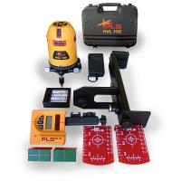 Pacific Laser Systems PLS HVL-100 Multi-line Laser System with Detecto