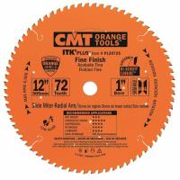 CMT P12072S Fine Finish on Slide/Miter Saw Blade 12