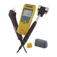 General Tools LCD Moisture Meter Kit Model MM70D-7022KIT